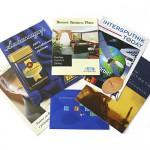 Проспекты, брошюры, дисконтные карты, сувенирная продукция