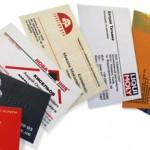 Ваши визитки и/или визитки клиники с указанием адреса сайта