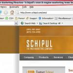 Заголовок сайта - это текст в заголовке окна браузера