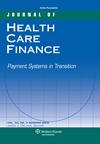 И тут же, предвосхищая ваши вопросы и опровержения, добавлю цитату из публикации в Journal of Health Care Finance